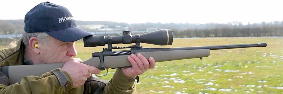 Mossberg Patriot Bolt Action Rifle